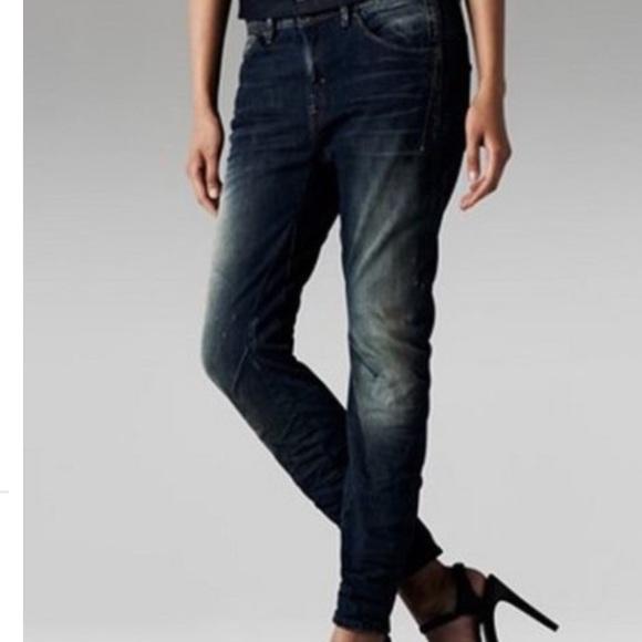 c7143844061 G-Star Jeans | New G Star Raw Womens Tapered Skinny | Poshmark